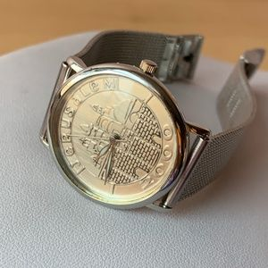 Caprice Jerusalem 2000 collectors watch Stainless